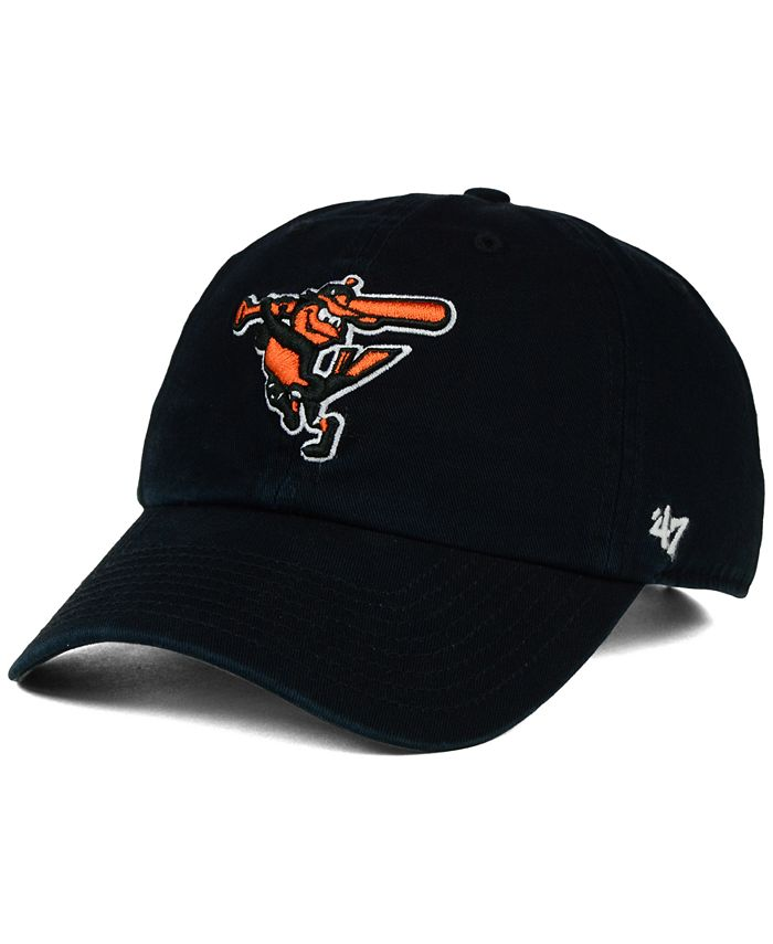 '47 Brand - Baltimore Orioles Core Clean Up Cap