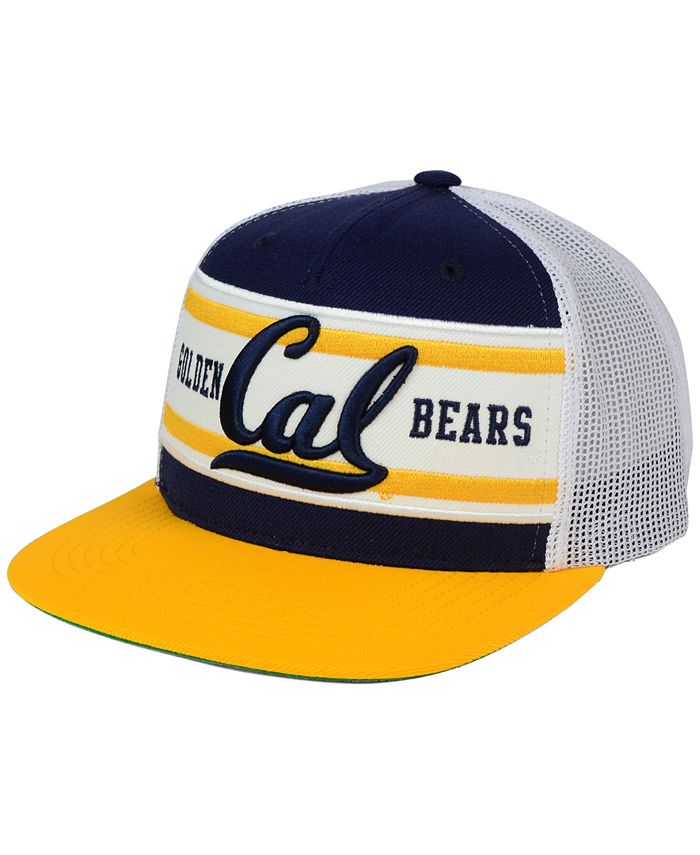 Zephyr - California Golden Bears Superstripe Snapback Cap