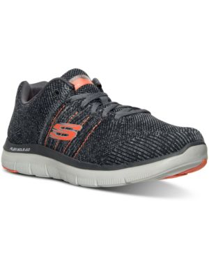 Skechers Men's Flex Advantage Missing Link Running Sneakers from Finish Line