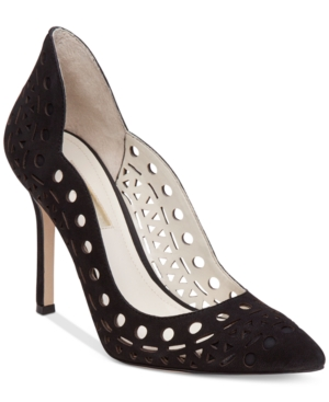 BCBGeneration Taleesa Laser-Cut Pumps Women's Shoes