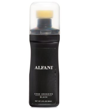 Alfani Black Edge Dressing, Only at Macy's Men's Shoes