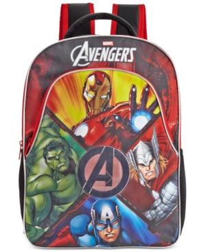 Avengers Little Boys' or Toddler Boys' Backpack