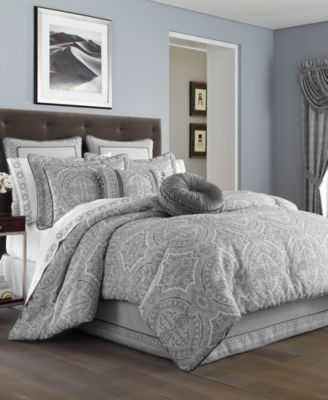 j queen new york stafford bedding collection - J Queen New York Bedding