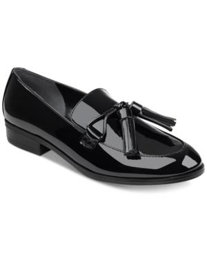 Marc Fisher Envy Tassel Loafers Women's Shoes