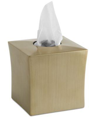 Paradigm Bath Accessories Cooper Tissue Box