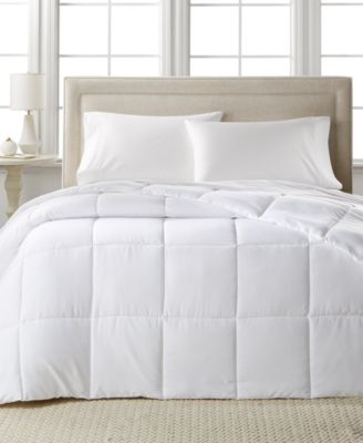 Home Design Down Alternative King Comforter