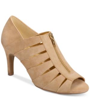 Aerosoles Lambada Open-Toe Pumps Women's Shoes