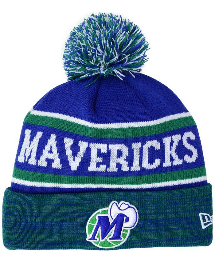 New Era - Dallas Mavericks HWC Marled Cuff Knit Hat