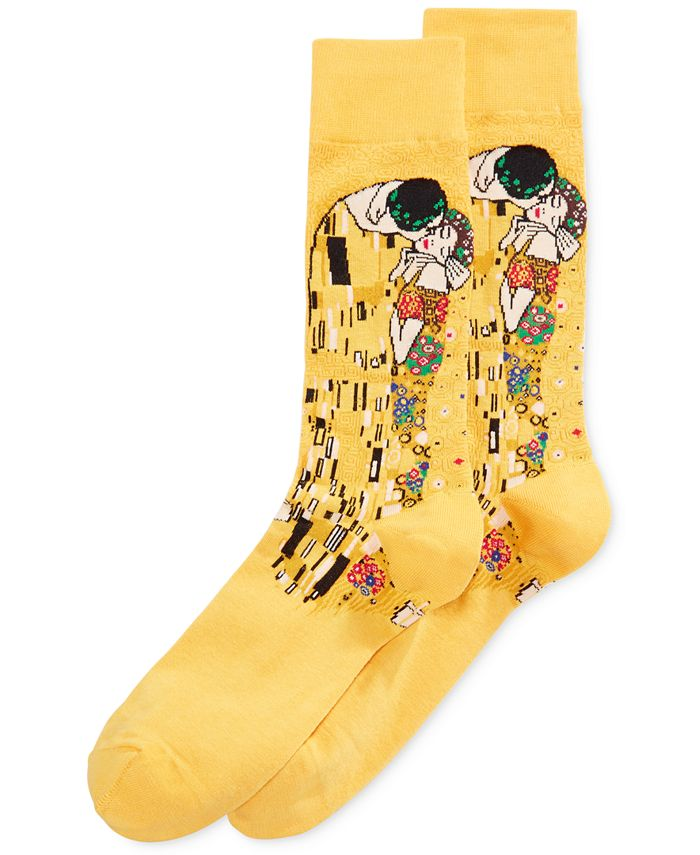 Hot Sox - Men's The Kiss Dress Socks