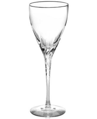 Lenox Stemware, Encore Platinum Goblet