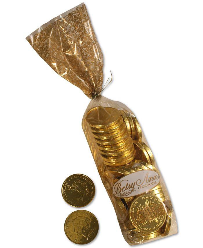 Betsy Ann Chocolates - Foil Coins