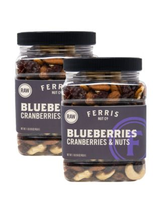 Ferris Raw Blueberries, Cranberries & Nuts