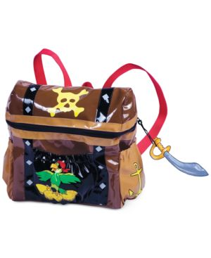 Kidorable Little Boys' Pirate Backpack