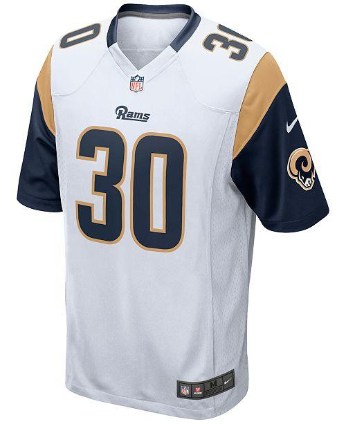 Nike Men S Todd Gurley Los Angeles Rams Game Jersey Reviews Sports Fan Shop By Lids Men Macy S