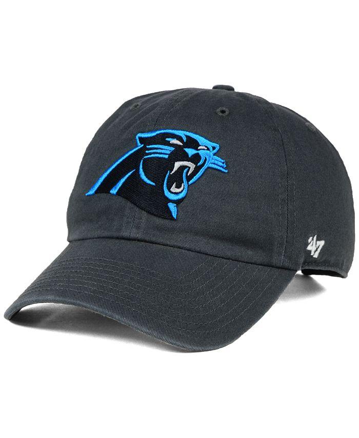 '47 Brand - Carolina Panthers CLEAN UP Cap