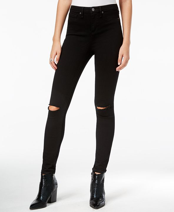 WILLIAM RAST High Rise Sculpted Skinny Jeans