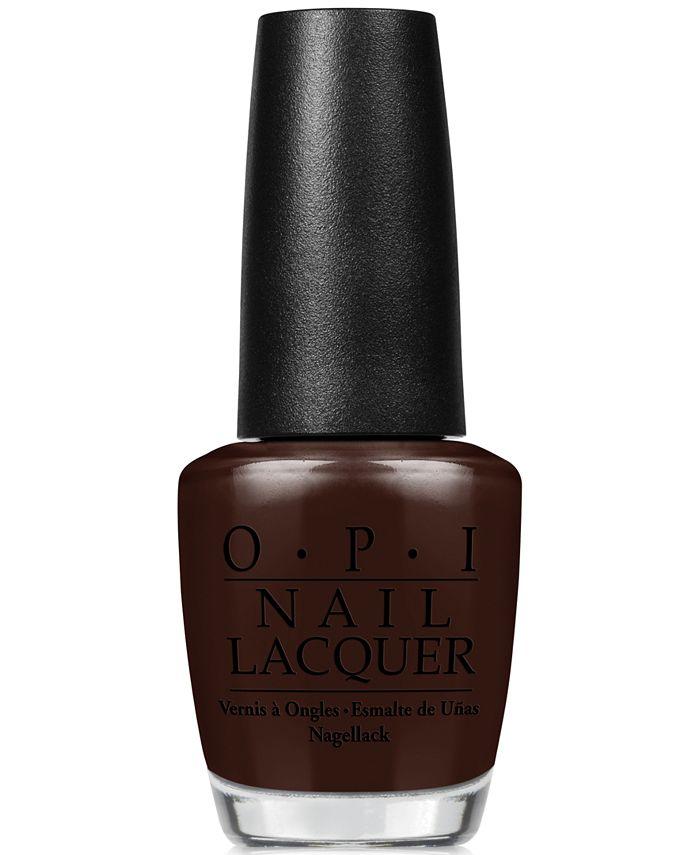 OPI - Nail Lacquer, Shh... It's Top Secret