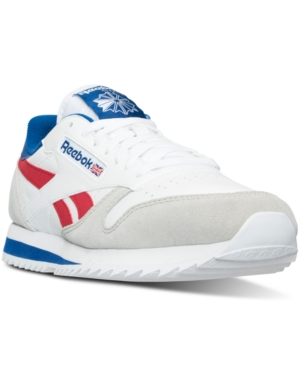 Reebok Men's Cl Leather Ripple Casual Sneakers from Finish Line