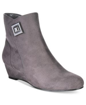 Impo Giovanna Wedge Booties Women's Shoes