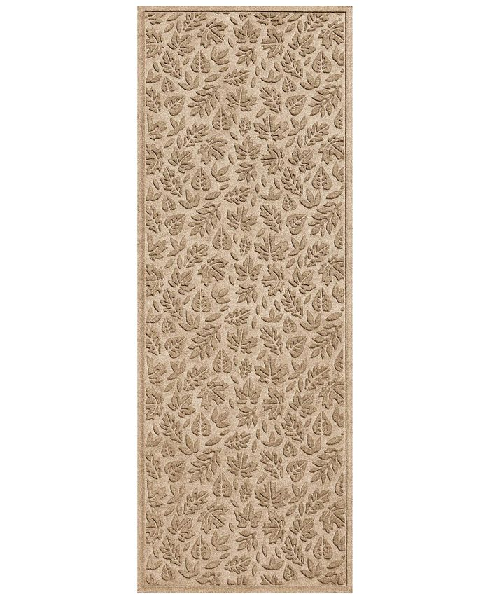 "Bungalow Flooring - Water Guard Fall Day Khaki 22""x60"" Doormat"