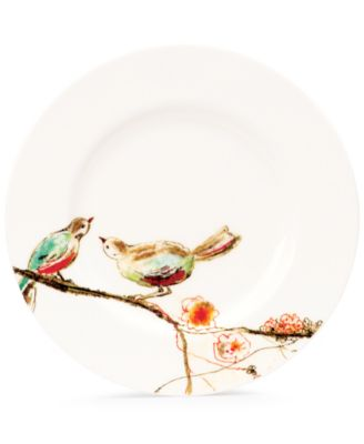 Lenox Simply Fine Chirp Salad Plate