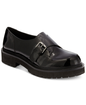 Nine West Amber Buckle Loafers Women's Shoes