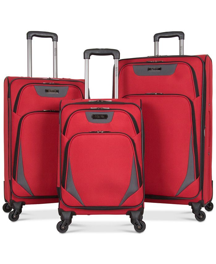 Kenneth Cole Reaction - Going Places 3-Pc. Spinner Luggage Set