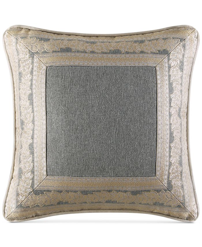 "J Queen New York - Rialto 18"" Square Decorative Pillow"