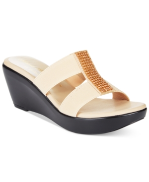 Callisto Aisling Wedge Sandals Women's Shoes