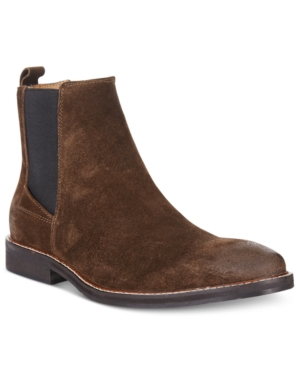 Guess Men's Jibbs Chelsea Boots Men's Shoes