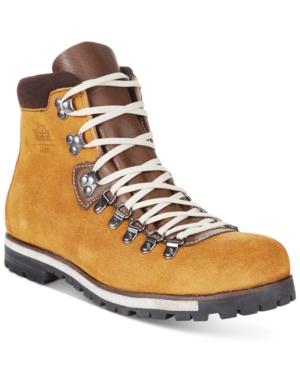 Woolrich Men's Waterproof Suede Packer Boots Men's Shoes