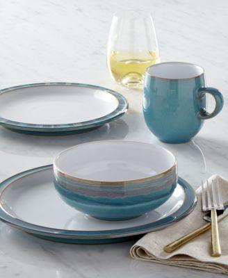 Dinnerware, Azure Coastal Rice Bowl