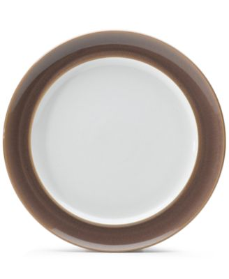 Denby Dinnerware Truffle Tea Plate Dinnerware Dining