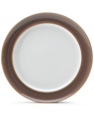 Denby Dinnerware, Truffle Dinner Plate