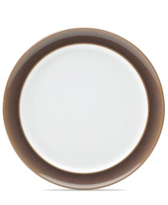 Denby Dinnerware, Truffle Tea Plate