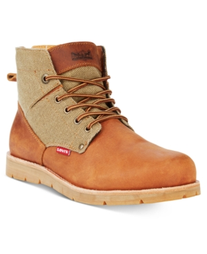 Levi's Men's Jax Hemp Boots Men's Shoes