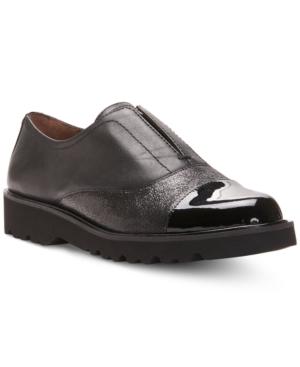 Donald J Pliner Cloud Detailed Slip-On Oxford Flats Women's Shoes