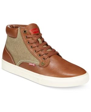 Levi's Men's Cooper High-Top Sneakers Men's Shoes