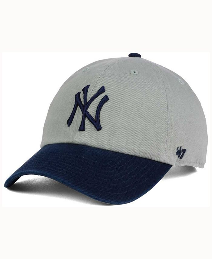 '47 Brand - New York Yankees Cooperstown CLEAN UP Cap