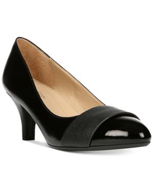 Naturalizer Darlene Kitten-Heel Pumps Women's Shoes