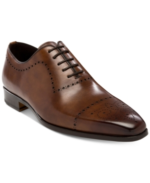 Massimo Emporio Men's Ramil Perforated Oxfords Men's Shoes