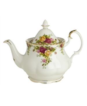 "Royal Albert ""Old Country Roses"" Teapot"