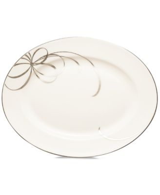 kate spade new york Dinnerware, Belle Boulevard Oval Platter