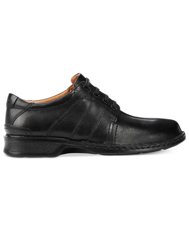 Clarks Men's Touareg Vibe Oxford & Reviews - All Men's Shoes - Men - Macy's