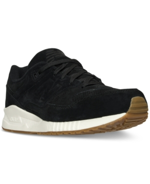 New Balance Men's 530 Lux Suede Casual Sneakers from Finish Line