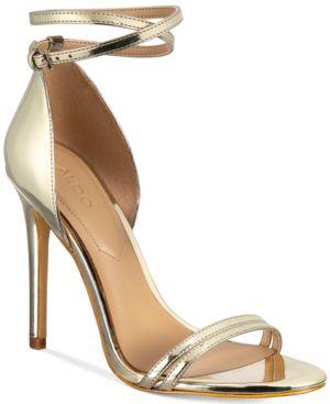 Aldo Women's Elivia Two-Piece Dress Sandals
