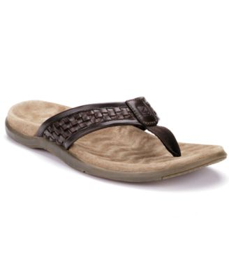 Sperry Top-Sider Sandals Largo Thongs Mens Shoes