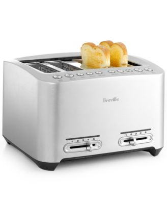 Breville BTA840XL Toaster, 4 Slice Automatic