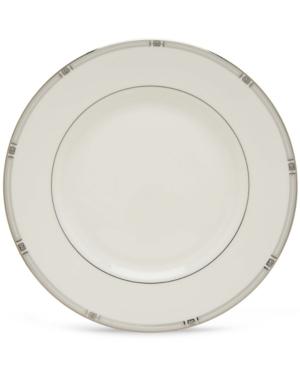 "Lenox ""Westerly Platinum"" Dinner Plate"