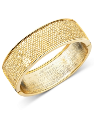 Betsey Johnson Bangle Bracelet - Decorative Rings